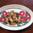 チキン南蛮・牡蠣のしぐれ煮