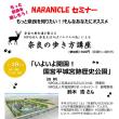 平城宮跡歴史公園を語る!/奈良市観光センター「NARANICLE」で2月18日(日)!(2018 Topic)