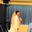 結婚式スタート