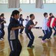 【全校体育】ダンス授業