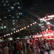 夏の思い出「若松団地の盆踊り」ベイエリア最大の盆踊り