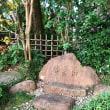 富山城と茶筅塚