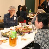 東アジアと世界平和のために、一層日朝韓の友好親善を進めるために力を合わせようとちかいあいました。