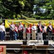 5月1日 第62回柏地区メーデーに参加しました。加藤英雄県議会議員と各市議団がごあいさつ