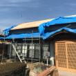 屋根工事  2