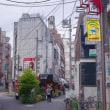 2017.09.03 中野区 西武新宿線新井薬師駅: 駅近くの路地の風景