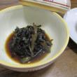 実食 葉トウガラシの佃煮風