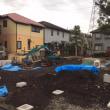 保育園遊戯場整備工事