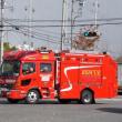 徳島中央広域連合消防本部 救助工作車