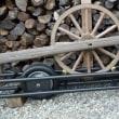 薪門の台車