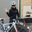 次女とサイクリング