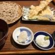冷たいそばが美味しい「そばと天ぷら 石楽」