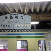 暗闇だけど、阿武隈急行線全線完乗