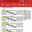 1年生の予定(U13高槻ウインターチャレンジ)