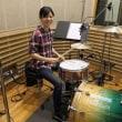 TiAさん楽曲での川口千里さんドラムダビング