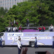 羽生結弦君の凱旋パレードに10万8千人!