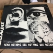 DISCHARGE/HEAR NOTHING SEE NOTHING SAY NOTHING