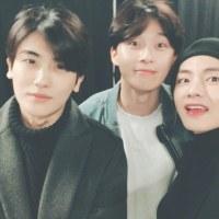 BTS 本日のツイート(2017.12.11)