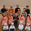 上郷保育園こどもしし踊り 練習風景