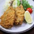 鰯のフライ・ウインナーと根菜の煮物