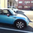 BMWミニさんで多摩車検場へ・・・