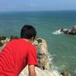 夏休みドライブ。伊良湖岬。