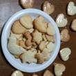 みさちゃんと『クッキー』焼きました💕。