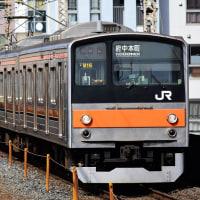 武蔵野線 205系