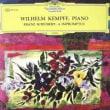 ◇クラシック音楽LP◇ケンプのシューベルト:4つの即興曲op.90/4つの即興曲op.142