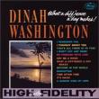 ダイナ・ワシントンは名前すら知らないピアニストを雇った
