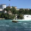 スイス涼風物語2日目(ラインの滝)