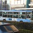 西武バス 三菱ふそうBLUE TECラッピング車