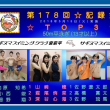 第178回クラブ内記録会TOP3
