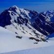 別山からの剱岳