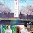 映画「君の膵臓をたべたい」 日本語字幕上映のご案内(再掲)