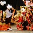 高井神楽団八幡神社例大祭 全世界へ発信中!フィナーレ「八岐大蛇」演出超最高!コメントどんどんしてね!