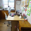 お盆の間は毎日書道、仕事部屋の物を減らすのが理想!