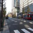 12月の東京駅:JPタワー前を通り抜けて丸の内ビルディングへ PART2