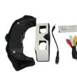 5%off-FLYKEY RAFALE V1 5.8G 48CH 854x480x3 WVGA FPV ゴーグル ビデオ ヘッドセット