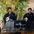 高岡市内の健康ランドで、昼夜2回公演でした。