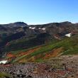大雪山系黒岳①
