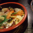 何度食べても、おいしい、==ちらし寿司定食==