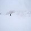 蔵王、樹氷と大滑走の3日間