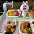 アリちゃんの旅〜変わらぬ機内食編