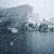 長野県景観審議会&平成29年如月の生坂村の朝の風景