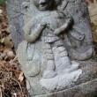 修那羅山石神仏②:東筑摩郡筑北村坂井船窪山 安宮神社