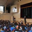 平成30年度加須ジュニア陸上教室開講式