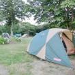 キャンプ①