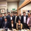 「韓国に学ぶ、先進行政視察」報告その3 → 韓国国会議員の方々との懇親会