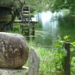 安曇野の風物詩・・・道祖神・・・大王わさび農場・万水川の畔の道祖神を尋ねる